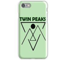 Twin Peaks- symbol iPhone Case/Skin