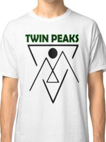 Twin Peaks- symbol Classic T-Shirt