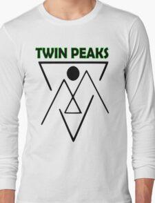 Twin Peaks- symbol Long Sleeve T-Shirt