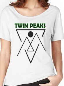 Twin Peaks- symbol Women's Relaxed Fit T-Shirt