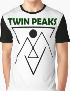 Twin Peaks- symbol Graphic T-Shirt