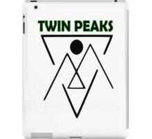 Twin Peaks- symbol iPad Case/Skin