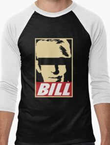 OBEY - Bill W. Men's Baseball ¾ T-Shirt