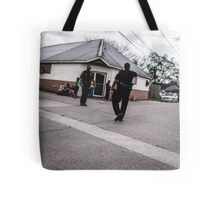Street Cops Tote Bag
