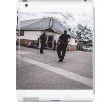 Street Cops iPad Case/Skin