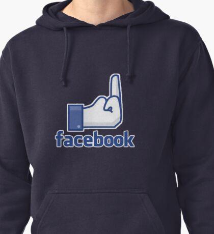 F*&K Facebook Pullover Hoodie