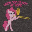 Pinkie Pie - When Mom's Not At Home by Andaimaru