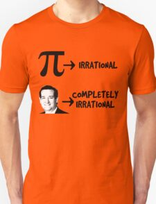 Pi Day Anti Ted Cruz  T-Shirt