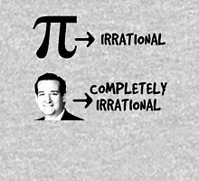 Pi Day Anti Ted Cruz  Womens Fitted T-Shirt