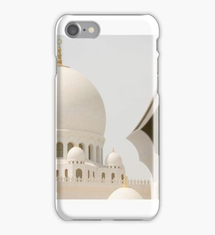 heikh Zayed Mosque iPhone Case/Skin