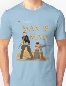 Max Is Mad Little Fury Book Shirt T-Shirt