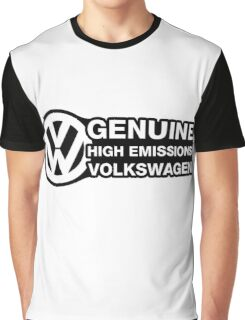 Genuine High Emissions VW Graphic T-Shirt