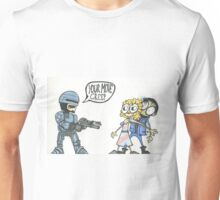 Robocop Fan art Unisex T-Shirt
