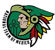 Team Mexico - quidditch Photographic Print