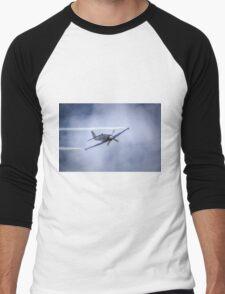 Hawker Sea Fury  Men's Baseball ¾ T-Shirt