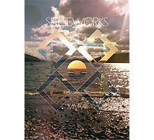 Siegeworks Polyscape Photographic Print