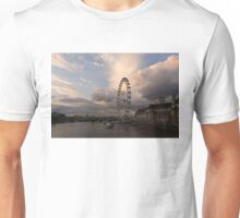 London Eye Drama Unisex T-Shirt