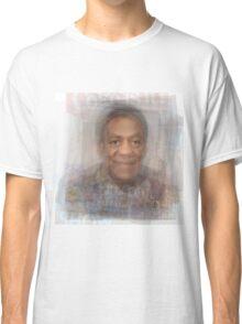 Bill Cosby Portrait Classic T-Shirt