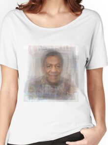 Bill Cosby Portrait Women's Relaxed Fit T-Shirt