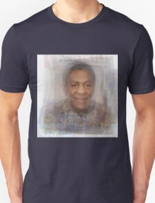 Bill Cosby Portrait Unisex T-Shirt