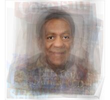 Bill Cosby Portrait Poster