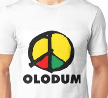 Olodum bloco-afro brazilian culture Unisex T-Shirt