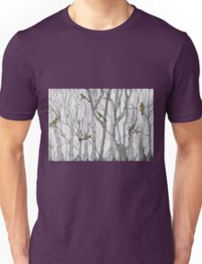 tropical trees Unisex T-Shirt