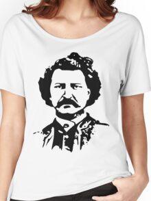 Louis Riel  Women's Relaxed Fit T-Shirt