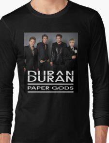 Duran Duran Paper Gods Long Sleeve T-Shirt