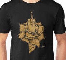 Buster Sword Rose Unisex T-Shirt