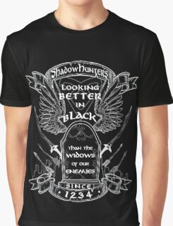 Better in Black Graphic T-Shirt