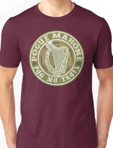 ST Paddy's Day Greeting Unisex T-Shirt