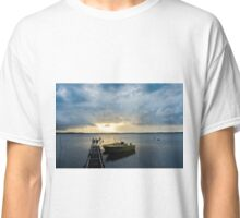 Fisherman's Sunrise - Victoria - Australia Classic T-Shirt