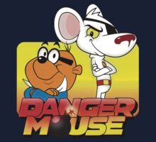MOUSE IS DANGER One Piece - Long Sleeve