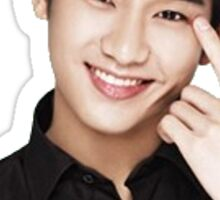 Kim Soo Hyun Smiling Sticker