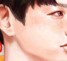 Jungkook Dumb Dumb Inspired Portrait Sticker