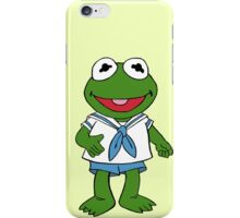 Muppet Babies - Kermit iPhone Case/Skin
