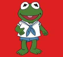 Muppet Babies - Kermit One Piece - Short Sleeve