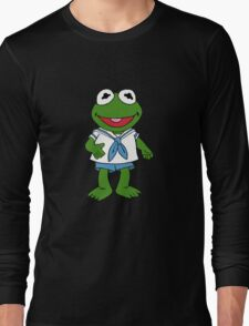 Muppet Babies - Kermit Long Sleeve T-Shirt