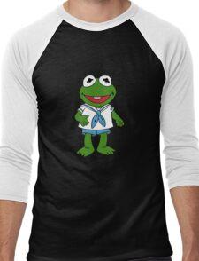 Muppet Babies - Kermit Men's Baseball ¾ T-Shirt
