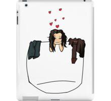 Naughty Korra and Asami iPad Case/Skin