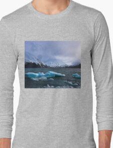 Portage Valley Alaska Long Sleeve T-Shirt