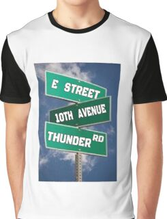 Springsteen Roadmap Graphic T-Shirt