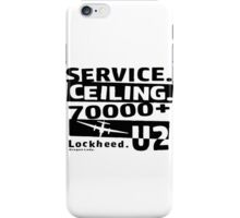 Spy Plane iPhone Case/Skin