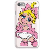 Muppet Babies - Baby Piggie iPhone Case/Skin