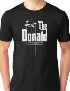 The Donald | Trump Shirt | Funny Political Design Unisex T-Shirt
