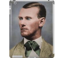 Jesse James iPad Case/Skin