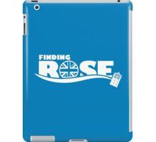 Finding Rose iPad Case/Skin