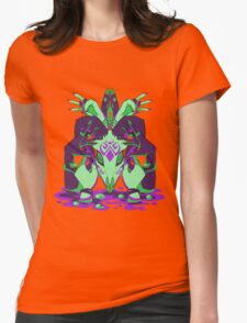 Magician Womens Fitted T-Shirt