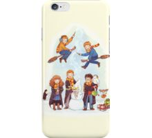 Mischievous Magical Merriment iPhone Case/Skin